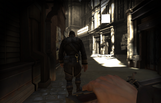 Dishonored Stealth gameplay