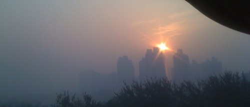 Beijing Sunrise