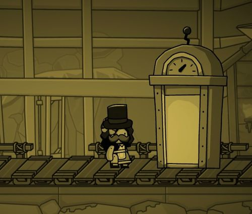 Scribblenauts Time Machine
