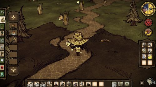 Don't Starve Road