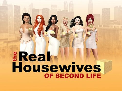 James Schwarz Real Housewives of Second Life