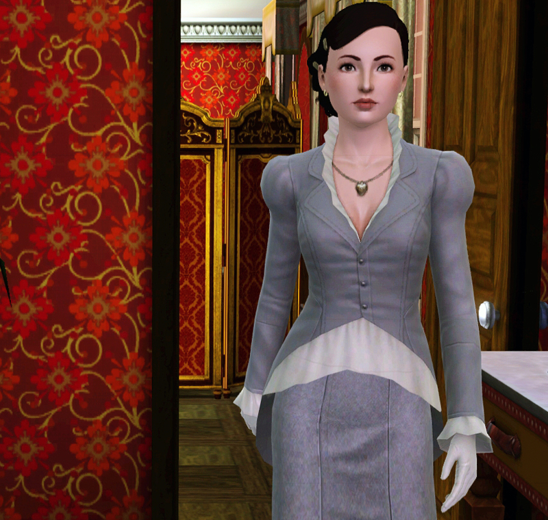 Mary Crawley Sims