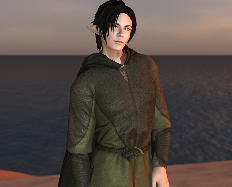 FATEwear Damien fate Feredir Materials