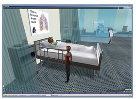 Imperial College Second Life Medical Training