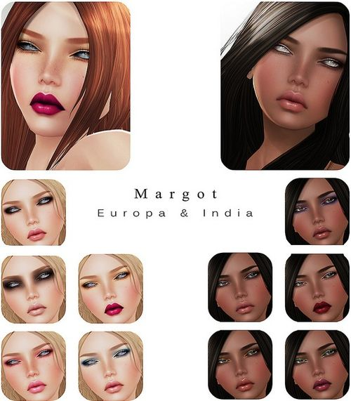 Collabor88 may Glam affair margot