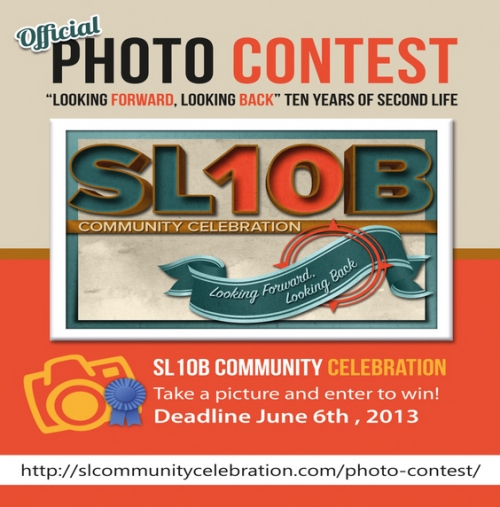 SL10 Anniversary Photo Contest