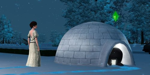 Igloo woohoo 1