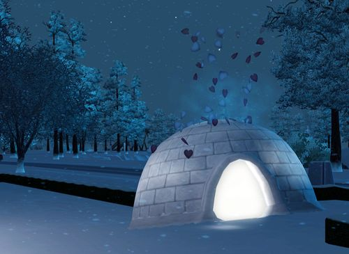 Igloo woohoo 2