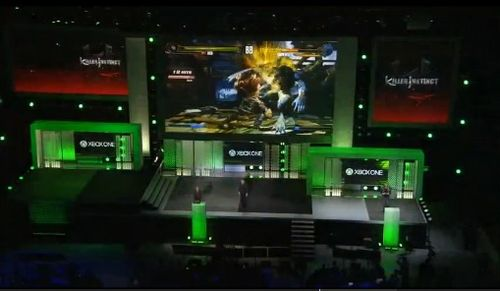 E3 Microsoft press conference Killer Instinct