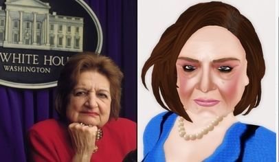 Helen Thomas Second Life