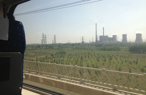 Nuke reactors in China