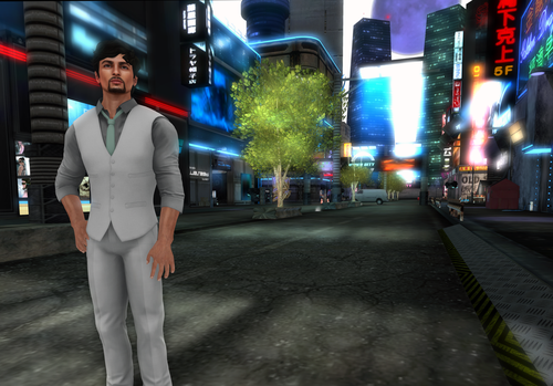 Wagner James Au Second Life 10th Year