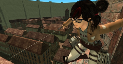 Attack on Titan Second Life