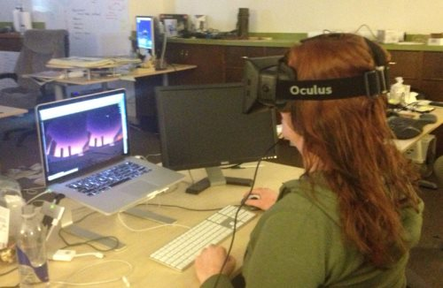 Cloud Party Oculus Rift