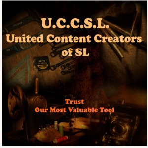 Second Life ToS Controversy UCCSL