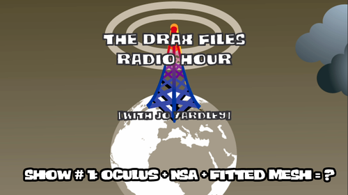 The drax files radio hour 1
