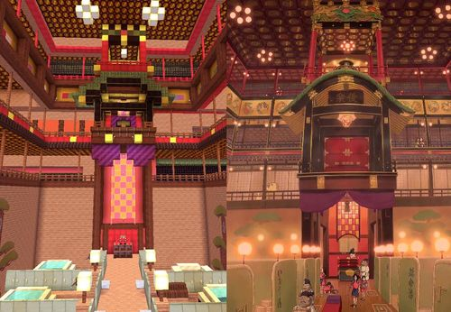 Spirited Away Minecraft  (1)
