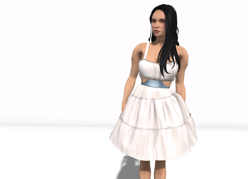 Second Life Library Mesh Avatars (5)