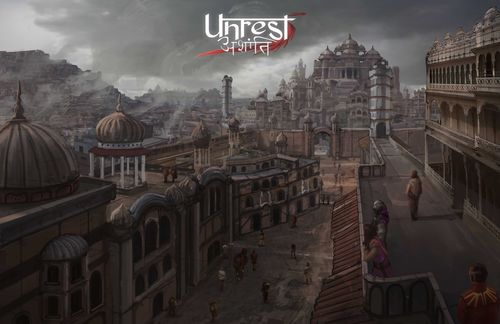 Unrest city bhimra