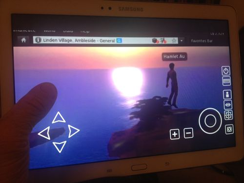 Second Life for tablets OnLive