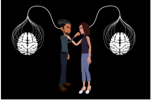 High Fidelity neuroscience virtual world interaction