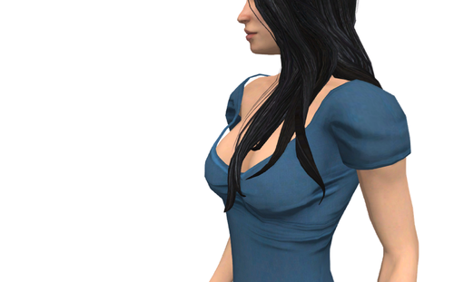 Second Life Library Mesh Avatars (6)