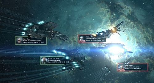 Eve online mmo