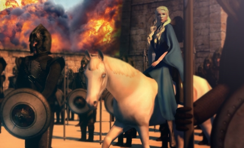 Game of Thrones Second Life