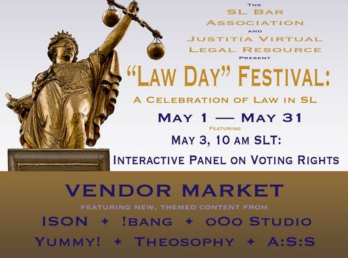 Law Day Vendor Market