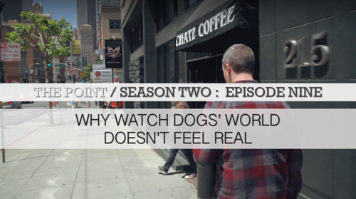Gamespot The Point Watch Dogs