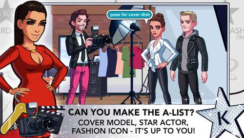 Kim Kardashian Mobile Game 200 million