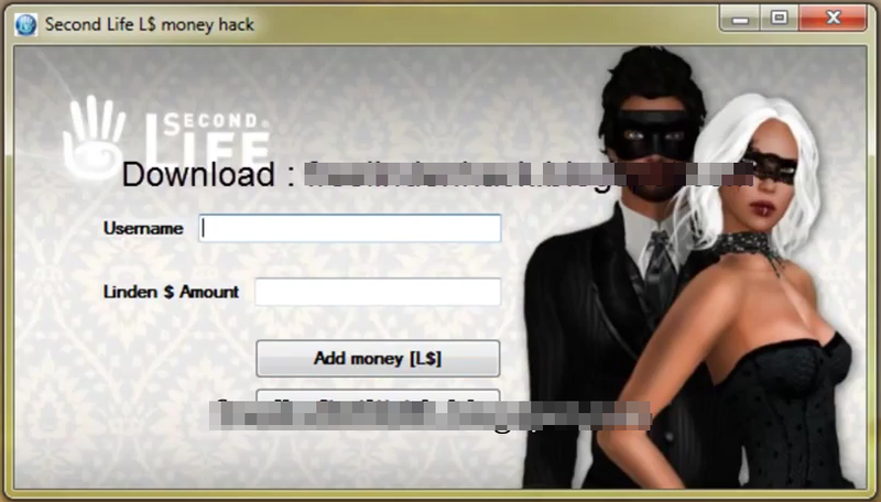 second life free download pc