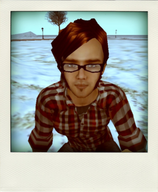 Zack in Second Life