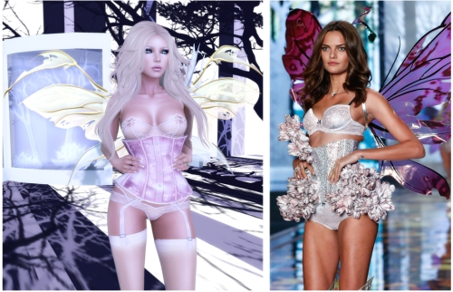 Victoria's Secret Runway Show Second Life