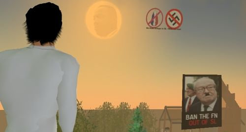Second Life Martin Luther King Day