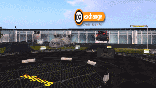 DX Exchange Open Sim