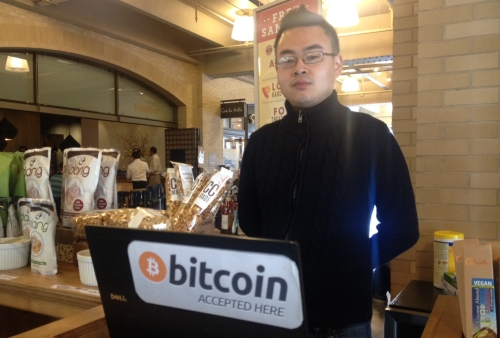 Bitcoin purchases Embarcadero