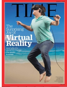 VR Palmer Luckey Time Magazine Cover