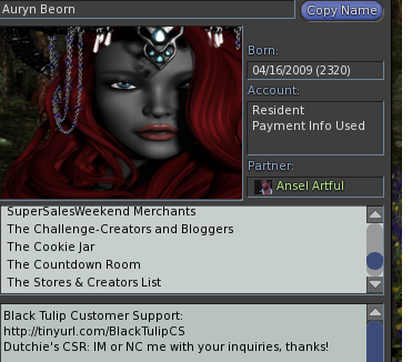 Second Life Merchant Advice Resources