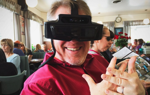 Robert Scoble VR vs Second Life