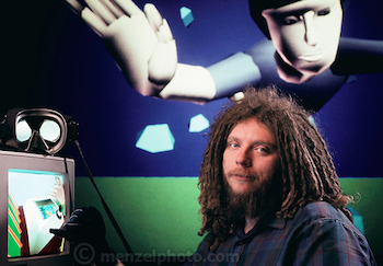 Jaron Lanier virtual reality