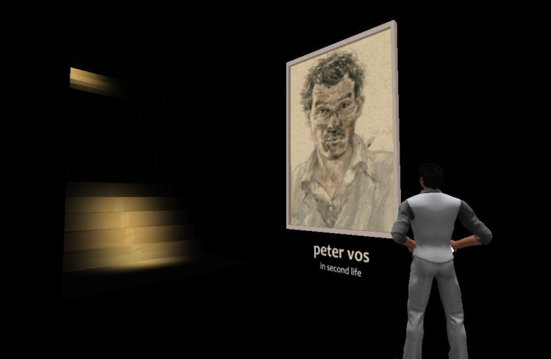 Peter Vos Museum Second Life