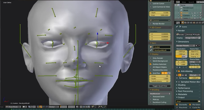 SL bento head tutorial