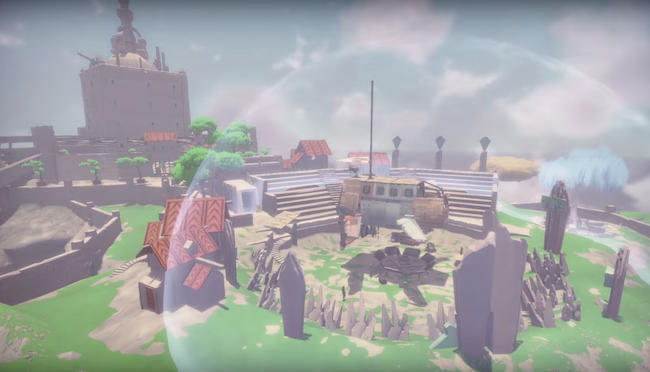 Worlds Adrift Open Sandbox MMO