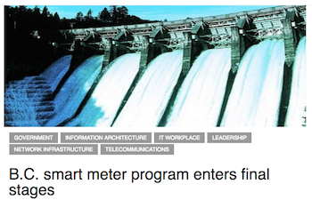 Internet of Things hydroelectric dam