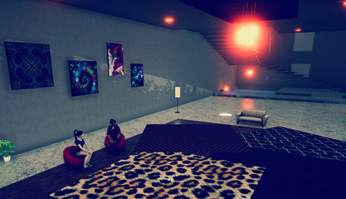 Creator Spotlight Sinespace virtual world SL