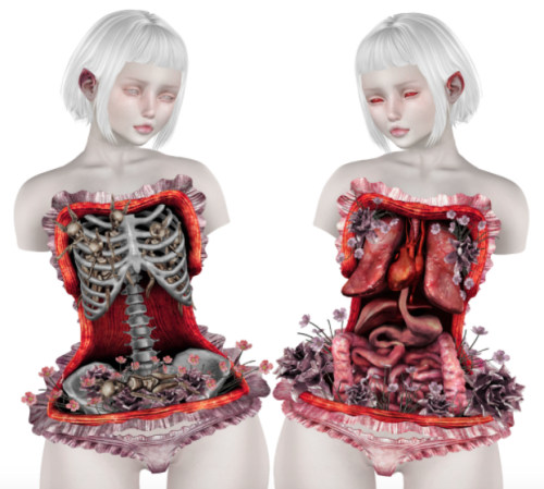 Anatomic Doll The Epiphany Second Life Kaorinette