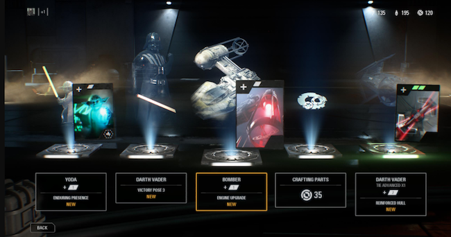 Battlefront 2 Loot Boxes Raph Koster Star Wars F2P