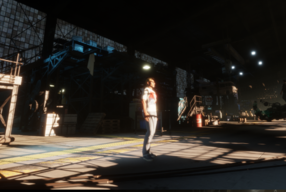 Linden Lab Sansar Ready Player One Spielberg Exclusive