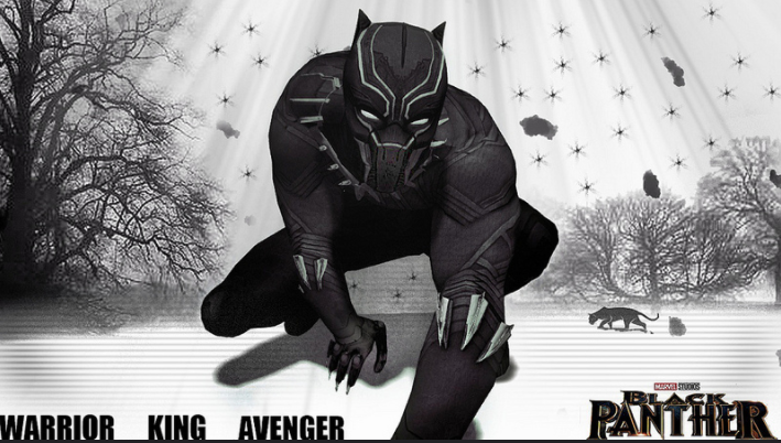 Black Panther Second Life